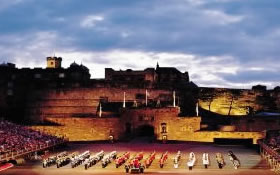 Edinburgh Tattoo Tour